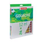 Gouache Art Création 24 x 12 ml