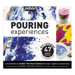 Kit de peinture à effets Pouring expériences