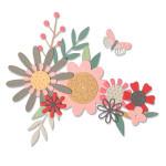 Thinlits Die Set Végétation luxuriante - 17 pcs