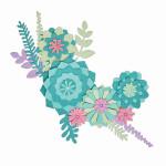 Thinlits Die Set Couronne de succulents - 15 pcs