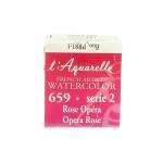 Aquarelle extra-fine au miel en demi-godet - 112 - Blanc de Chine T ***