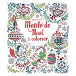 Livre de coloriage Motifs de Noël à colorier